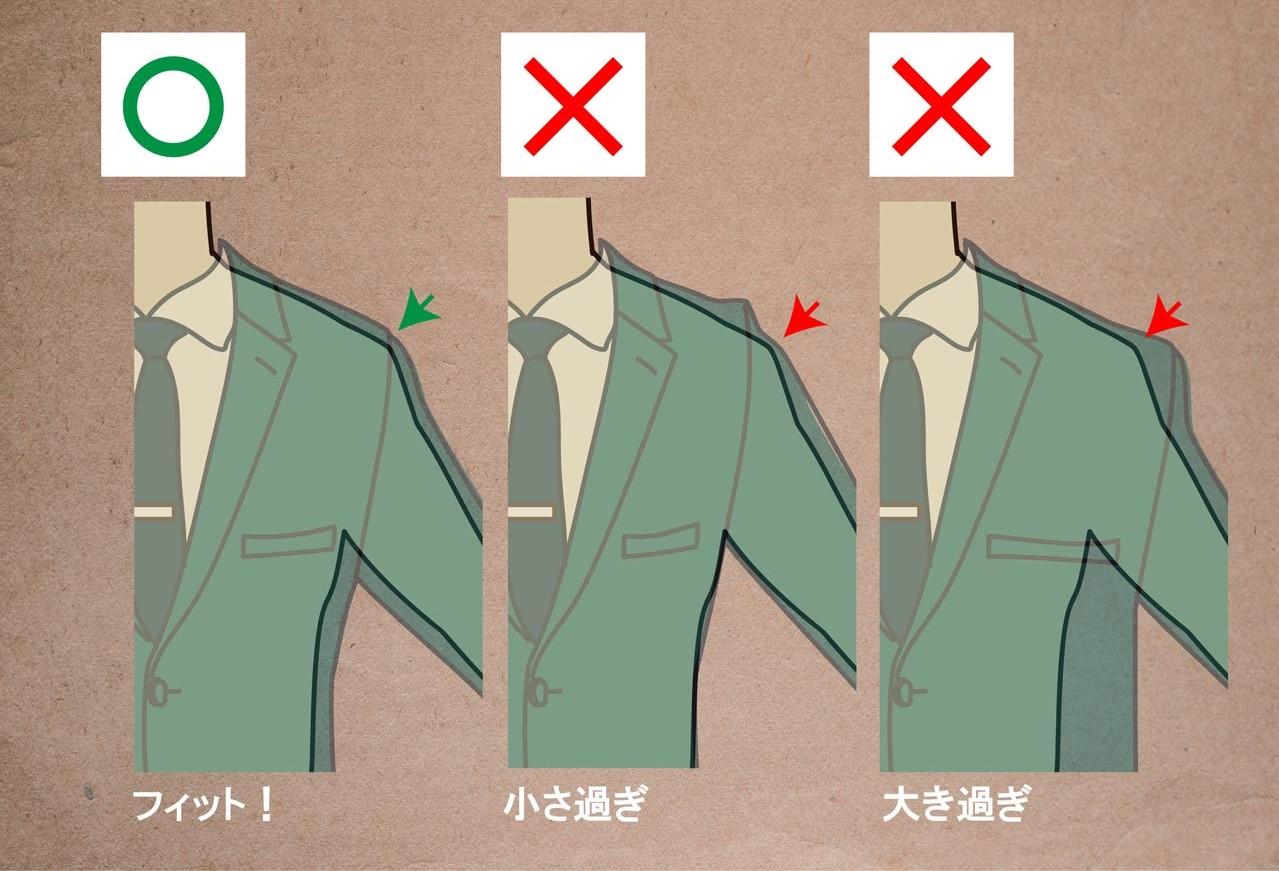 就活、リクルートスーツの選び方